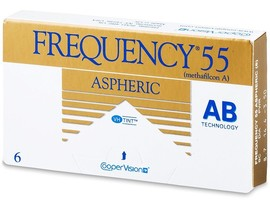 Cooper Vision Frequency 55 aspheric