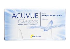 Johnson&Johnson Acuvue Oasys