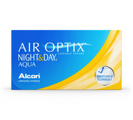 Alcon Air Optix Night&Day Aqua